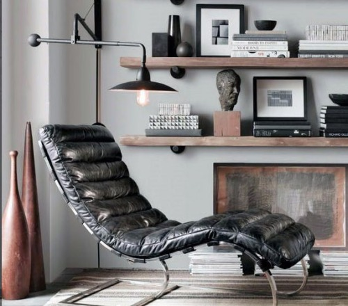 leather chair buy the look