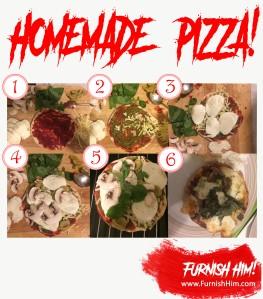Bachelor Pad Pizza