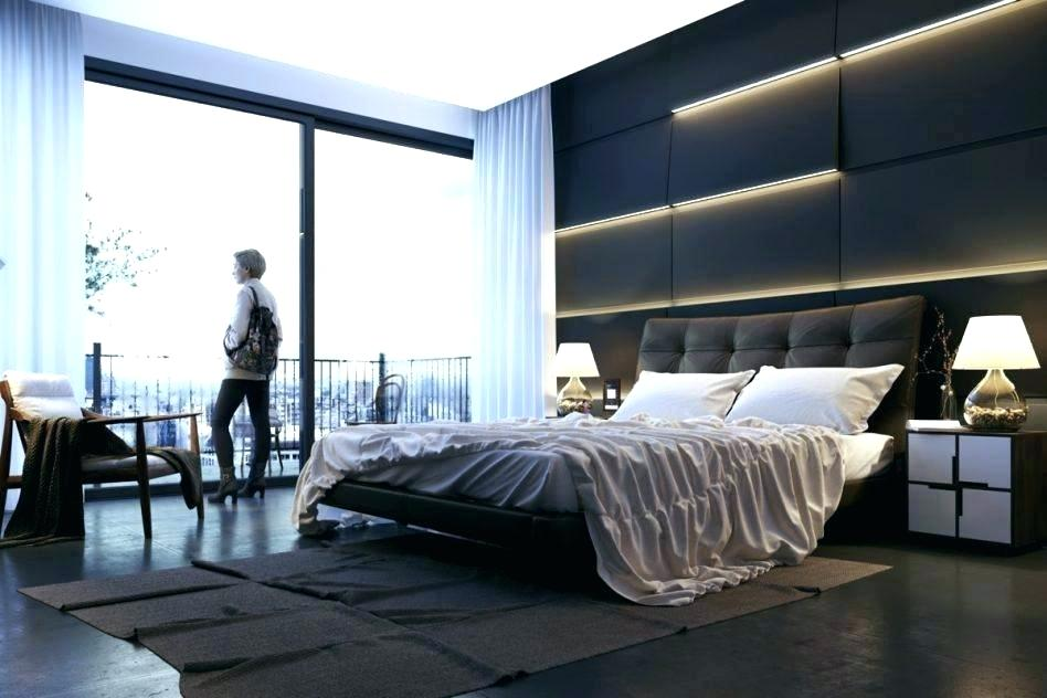 30 Awesome Moody Black Accent Walls For a Male Living Spaces