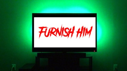 furnishhim tv backlit