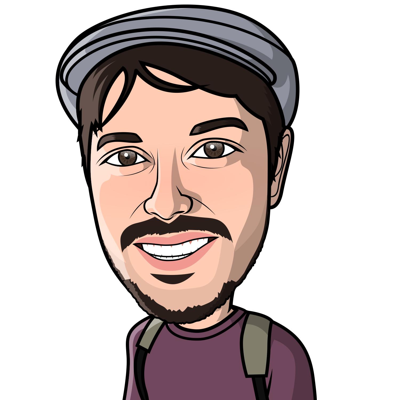my face cartoon