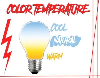 Color Temperature header