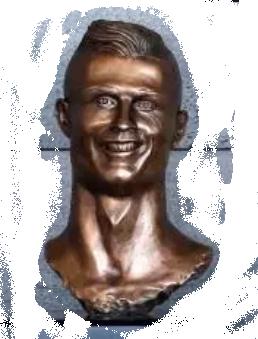 RONaldo bronze