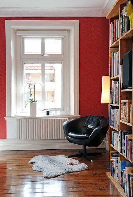 Mini Mid-century Modern Accent Chair
