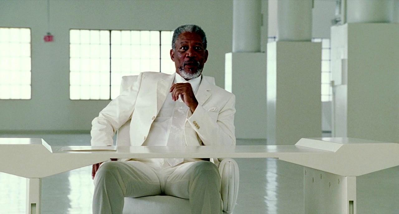 Bucks And Corn: Happy Birthday, Morgan Freeman!